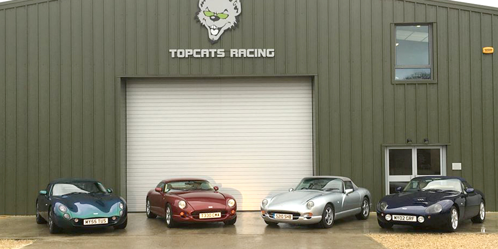 Save the date – TVR Car Club Berkshire at Topcats 18th July