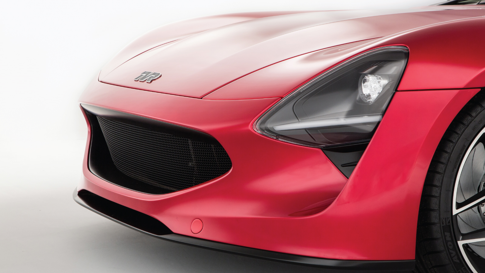 tvr griffith front bumper