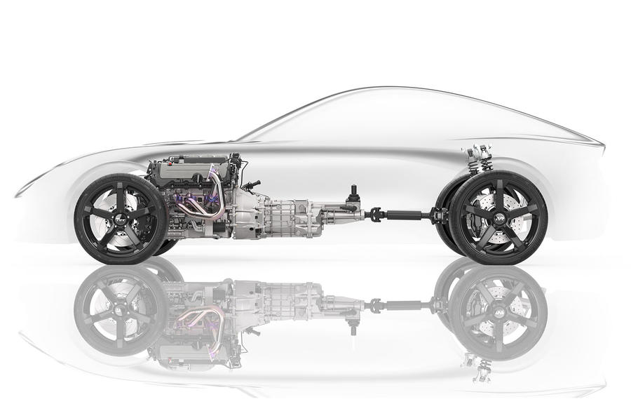 internal diagram of tvr griffith drive train